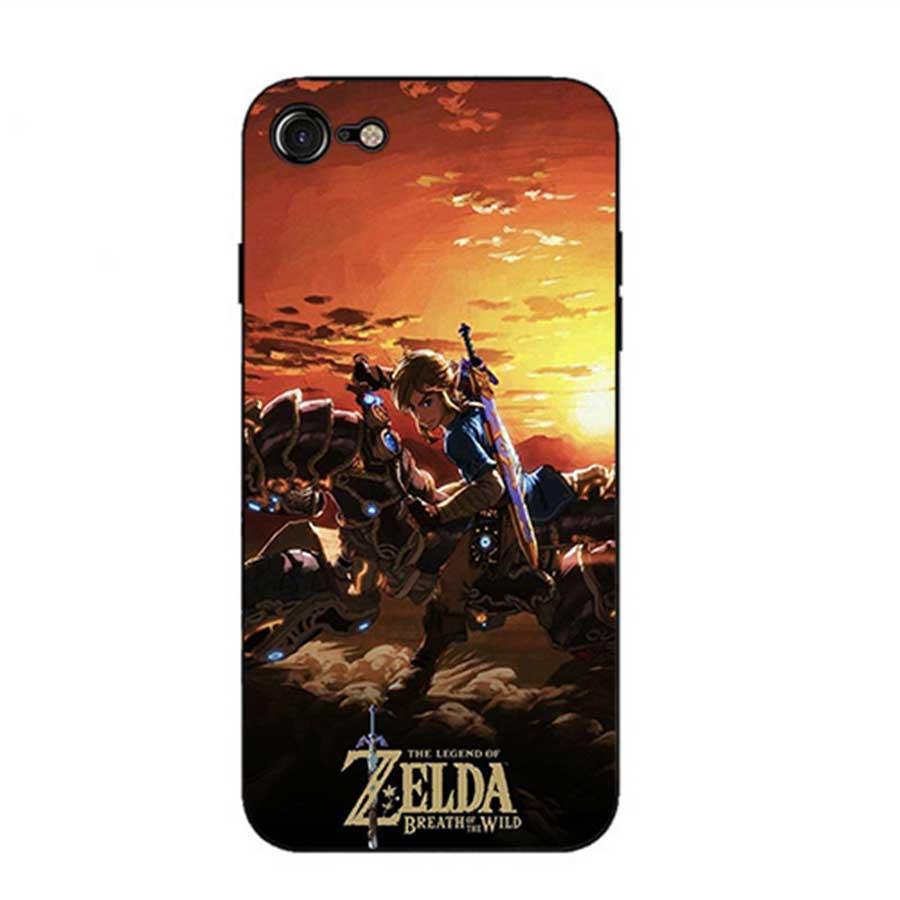 new concept 16e88 79d66 Case iPhone 6+ 6s+ The Legend Of Zelda Sheikah Slate