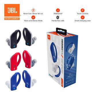 Ready Stock Jbl Endurance Peak Bluetooth Wireless Suitable Sports Earphones Shopee Philippines
