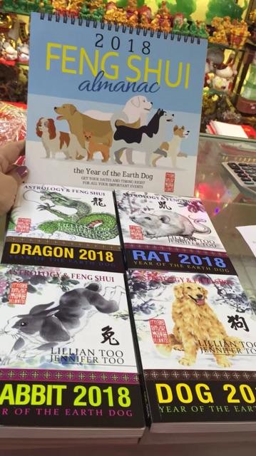 Sale! 2018 Lillian Too Special Bundle Complete Astrology Set