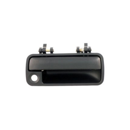 New Front Left Smooth Black Outside Door Handle for Honda Civic 1992-1995