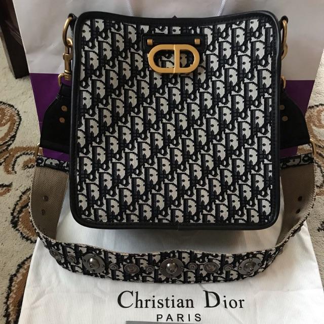 Dior Oblique Messenger Bag