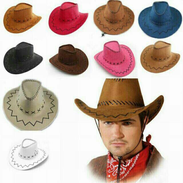 e35db88416f cowboy hat - Hats   Caps Prices and Online Deals - Men s Bags   Accessories  Oct 2018