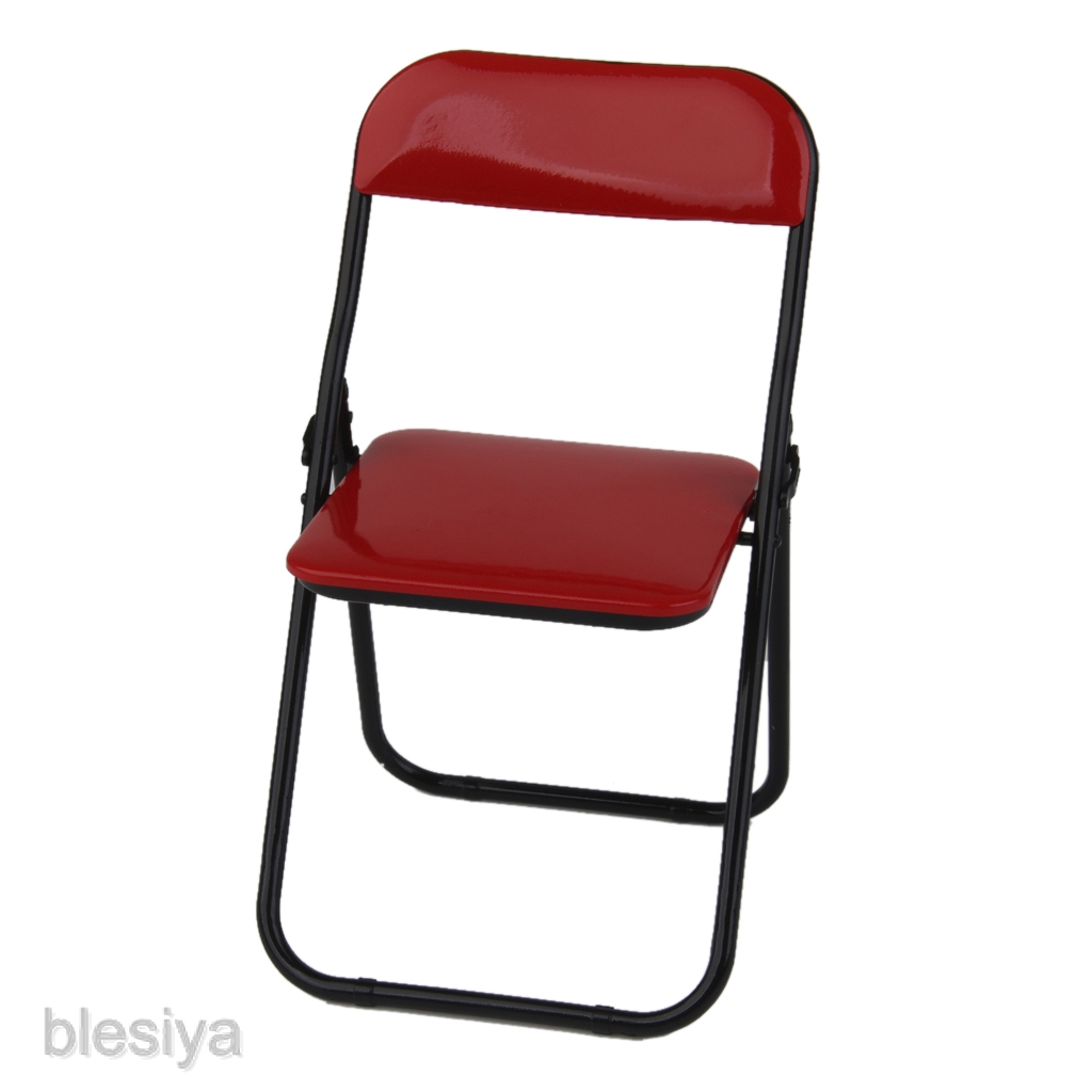 1//6 Folding Chair /& Mini Ashtray for Hot Toys Dragon Sideshow BBI Action Figures