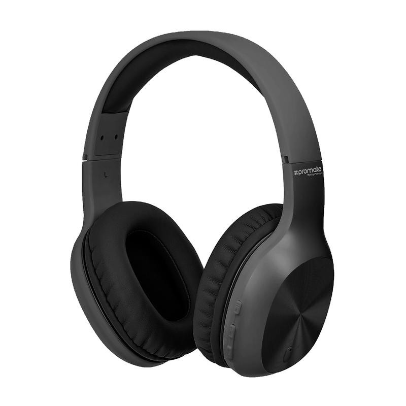 23016eac253 Promate Boom Dynamic Hi-Fi Stereo Wired Headset | Shopee Philippines