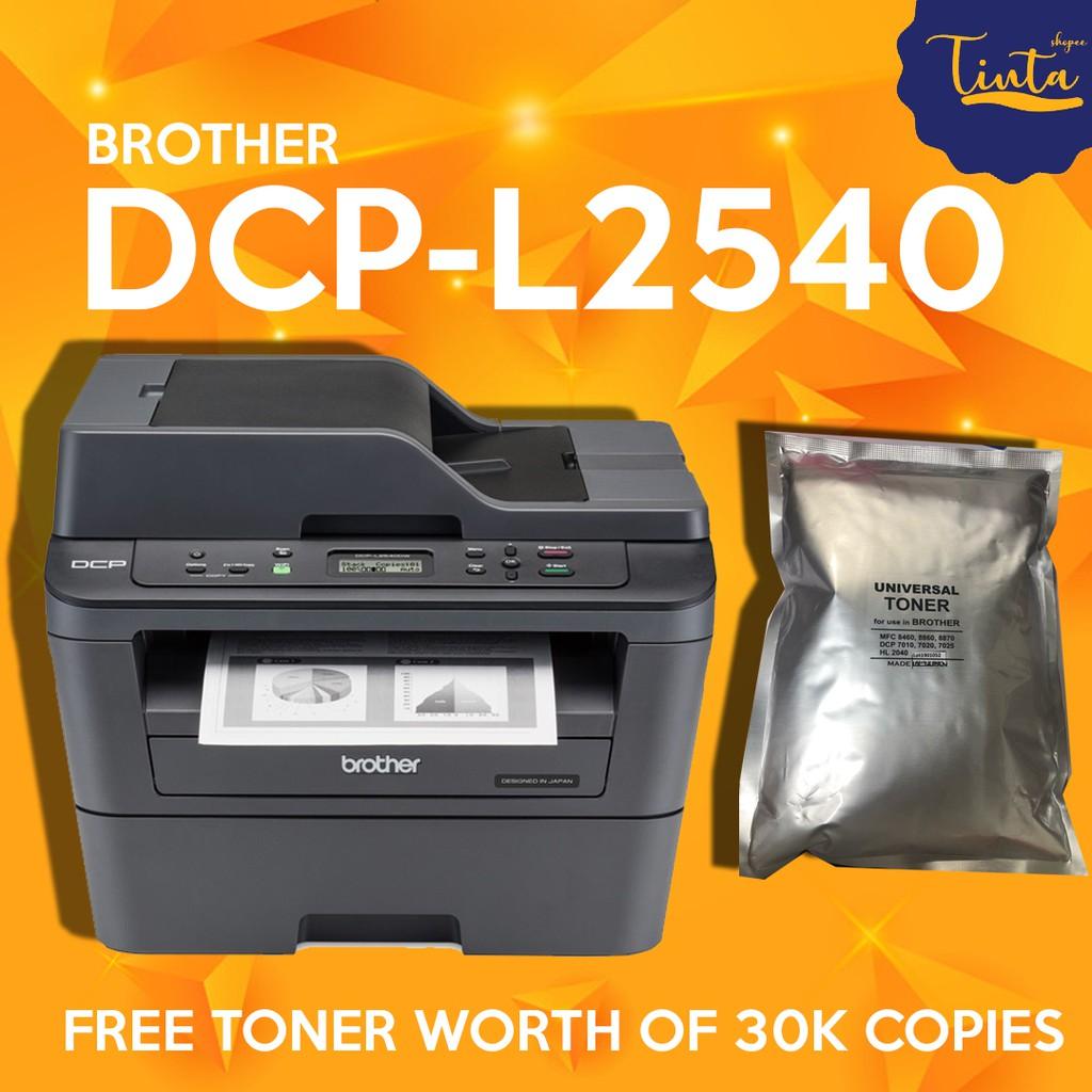 BROTHER DCP-L2540 XEROX MACHINE