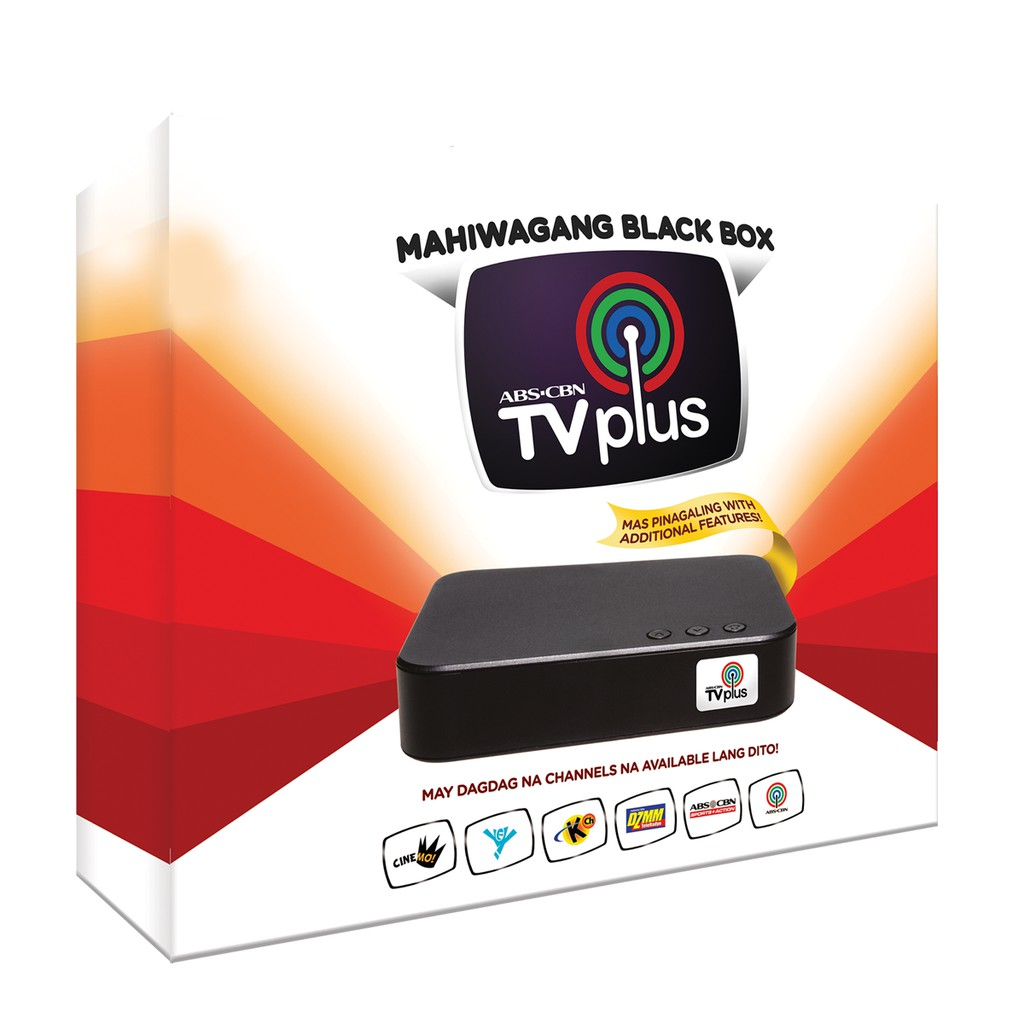 Abs Cbn Tv Plus Tvplus Sale Shopee Philippines