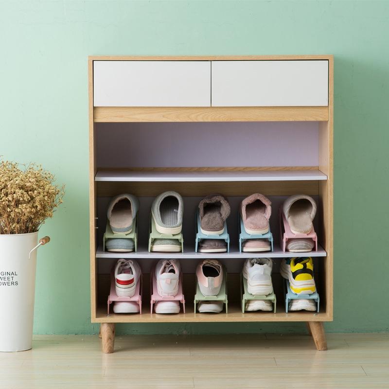Folding Shoe Rack Simple Shoe Cabinet Shoe Storage Rack Household Bedroom Shoe Support Shoe Rack Shopee Philippines