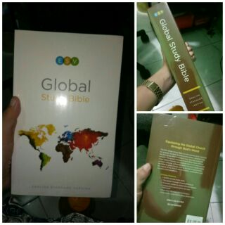 ESV Global Study Bible | Shopee Philippines
