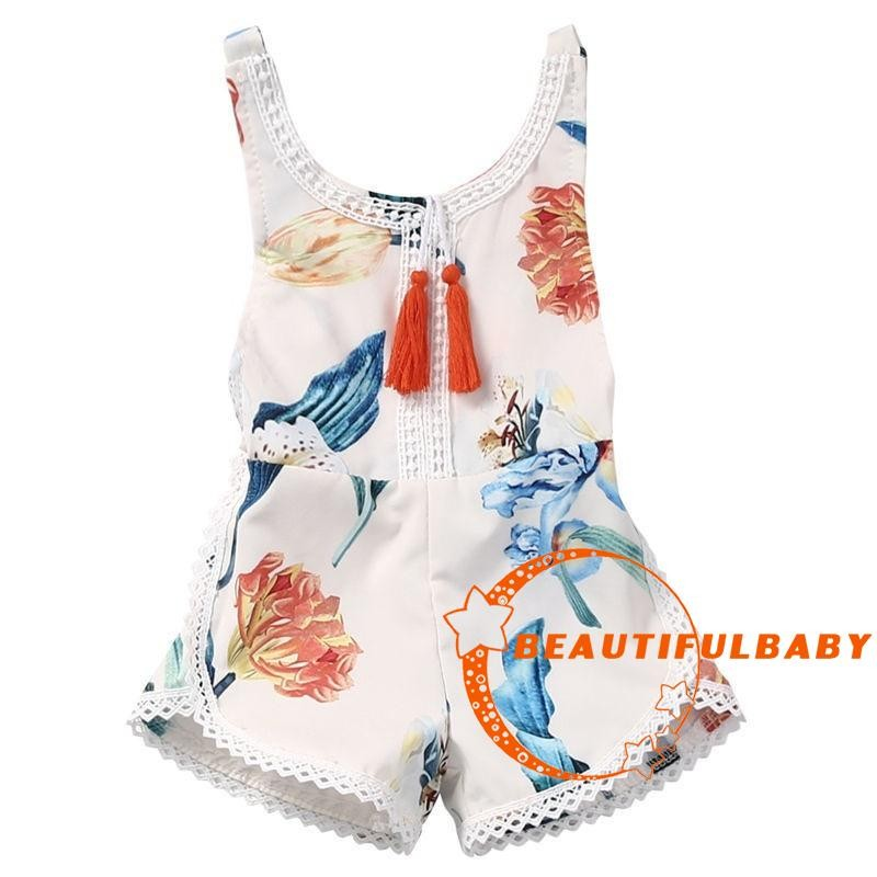 37b412bcdf0a0 UUU-Summer Toddler Infant Kids Baby Girls Clothes Summer