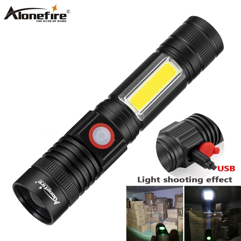 Dynamic Super 3000 Lumen Zoomable Cree Xm-l Q5 Led Flashlight Torch Zoom Super Bright Light High Quality And Inexpensive Led Flashlights Lights & Lighting