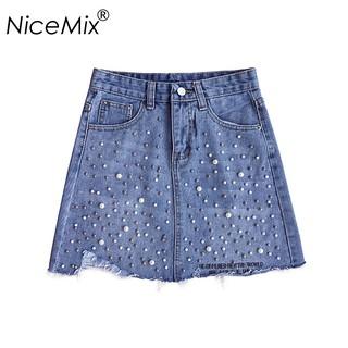 0e57e4b3cf957 Summer Vintage High Waist Skirts Womens Plus Size | Shopee Philippines