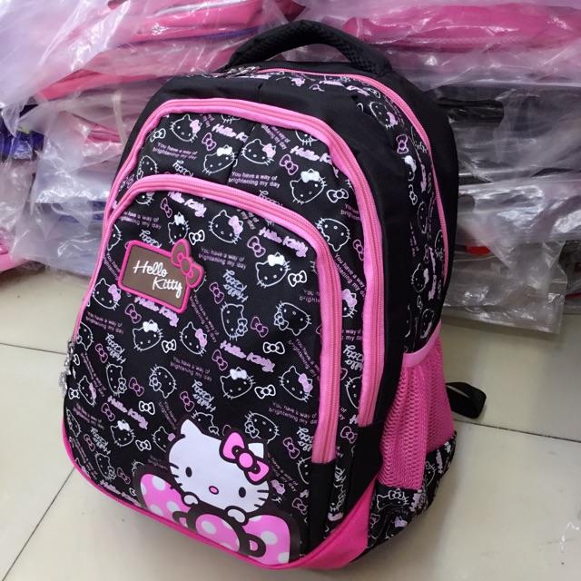 54730e579c97 Hello kitty backpack school bags
