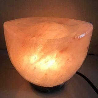 DIRECT IMPORTER CRAFTED HIMALAYAN SALT LAMP PAKISTAN 3-4 kg