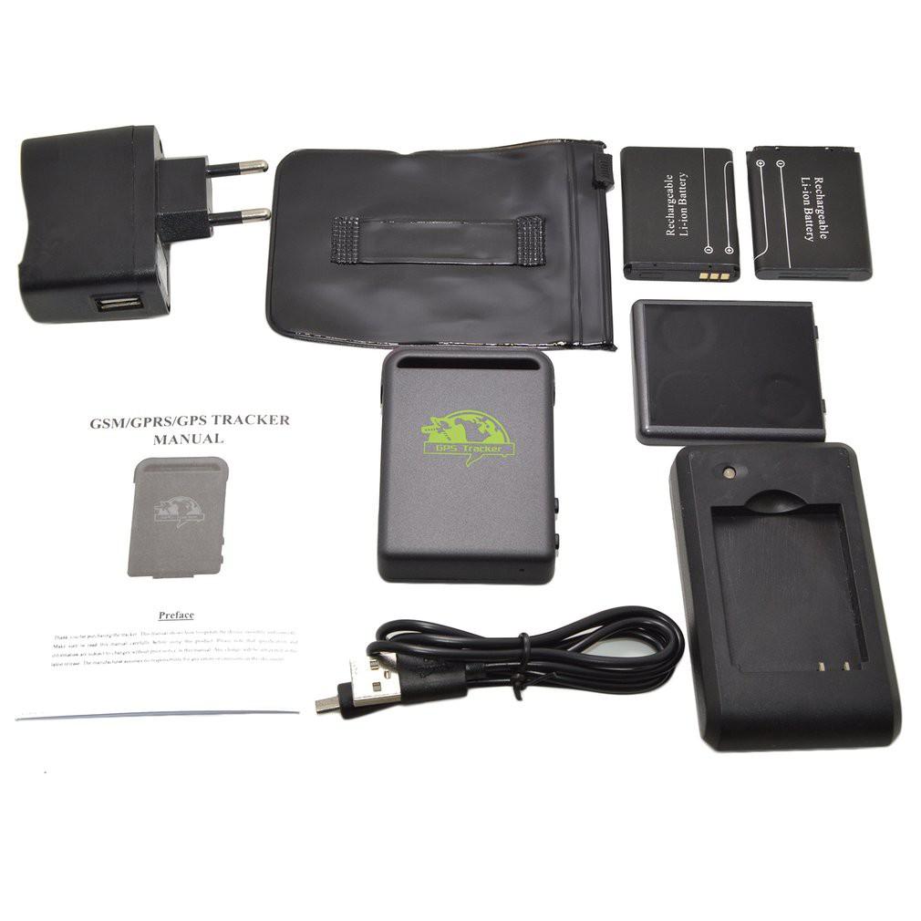 Mini Car Vehicle Tracker GPS Real time GPS/SMS/GPRS Tracking Device TK102-2