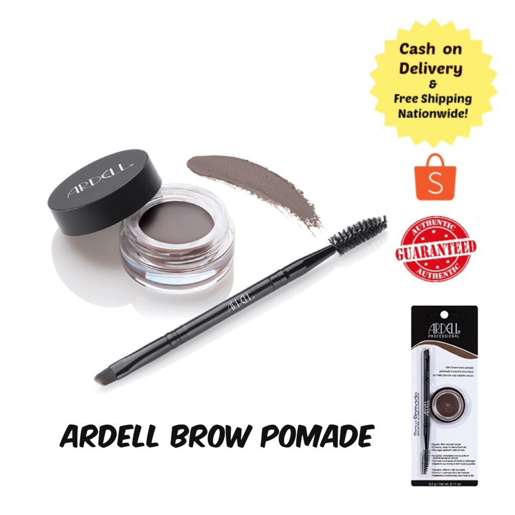 Ardell Brow Pomade Shopee Philippines Kleancolor