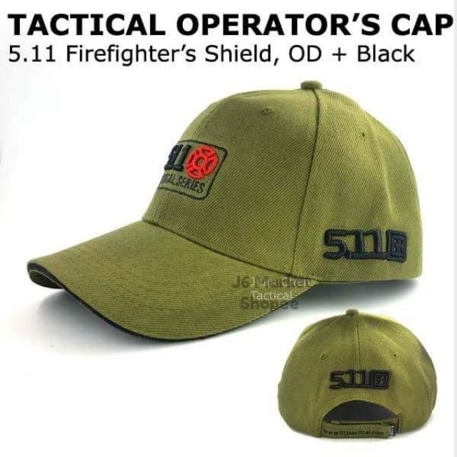 b7e6ab1490d5f 5.11 Military Tactical Operator s Cap (Olive Green)