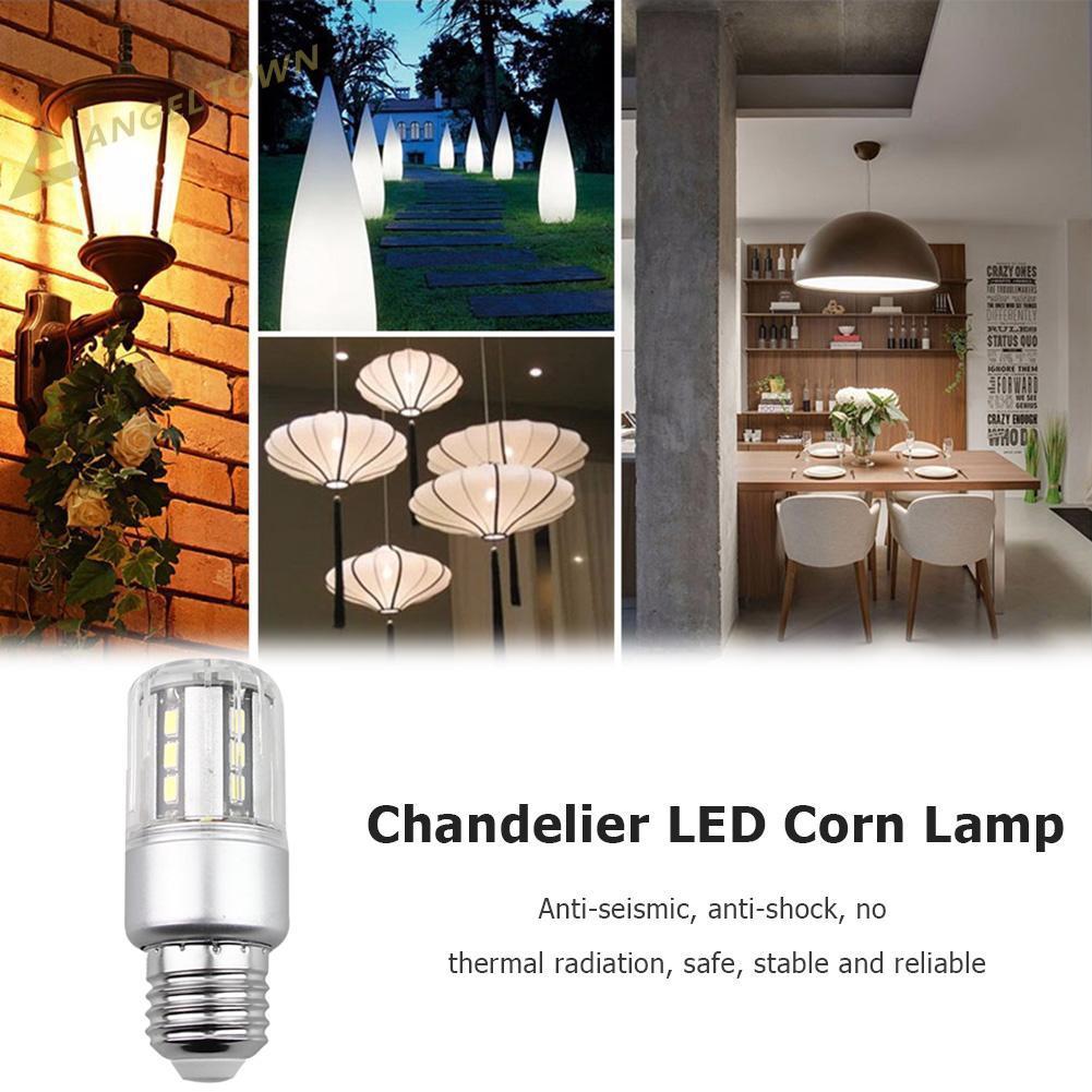 Chandelier Led Corn Lamp E27 24 36 42 54led Smd5736 Home Office Bulb Lights Shopee Philippines