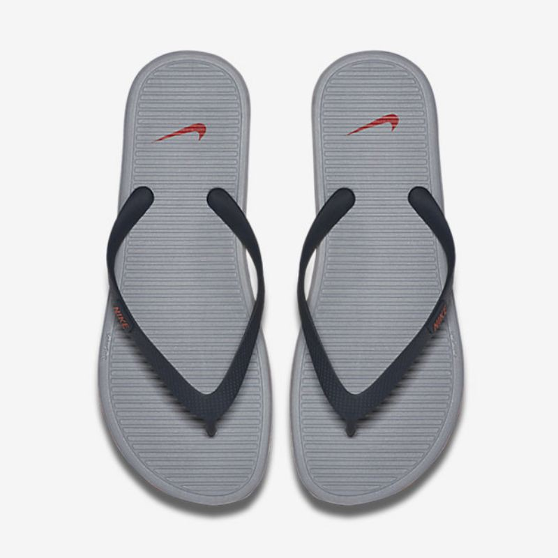 Imperial conductor vesícula biliar  Nike Solarsoft Thong 2   Shopee Philippines