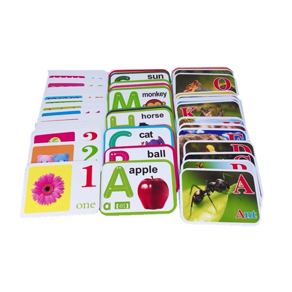 Baby Flash Card school supplies Books