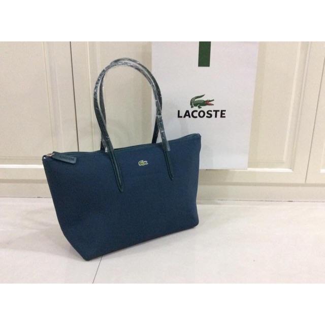 04e5f2db8fd Authentic Lacoste Messenger Bag | Shopee Philippines
