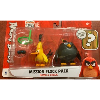 Angry Birds Collectible Figures Figurine Character Party Filler 1 Random Sent