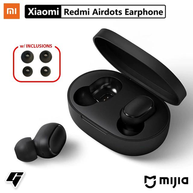 Xiaomi Redmi AirDots Wireless Bluetooth 5 0 Earbuds