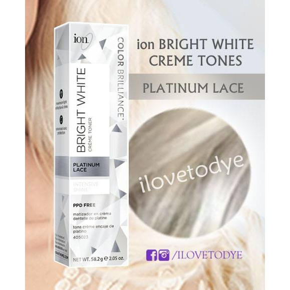 Ion Bright White Creme Toners | Shopee Philippines