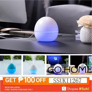 ♨GH-Portable Mini USB Air Humidifier Purifier Aroma