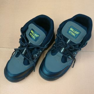 1a3e1ab4cb9 MILLER STEEL Safety Shoes | Shopee Philippines