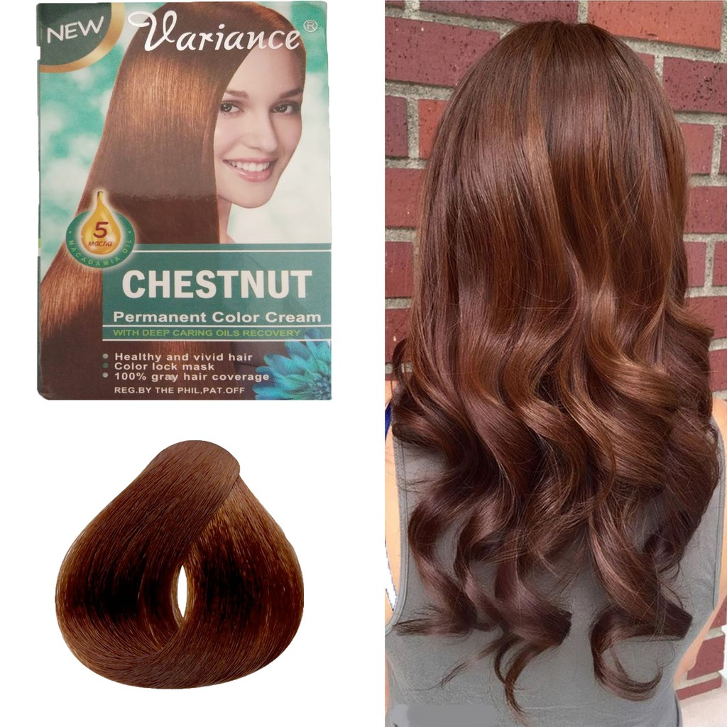 HAIR COLOR PERMANENT Variance Hair Color