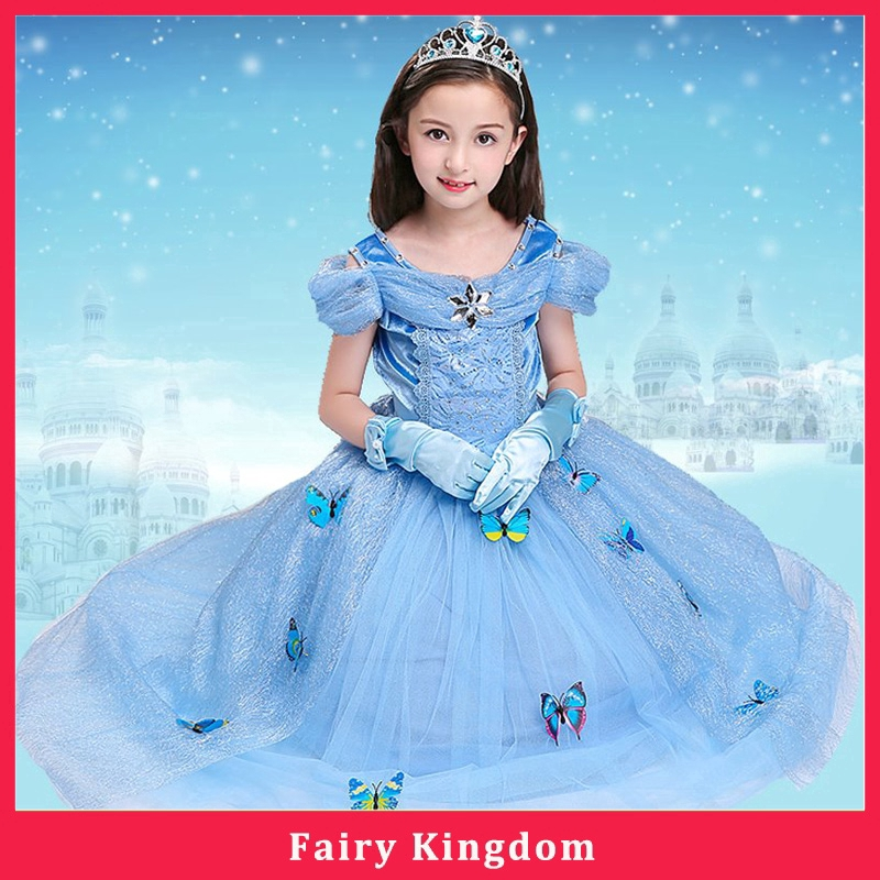 Baby Children/'s Princess Dress One Year Old Cosplay Party Photography Costume