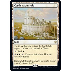 CASTLE ARDENVALE X4 Throne Of Eldraine ELD Magic MTG MINT CARD