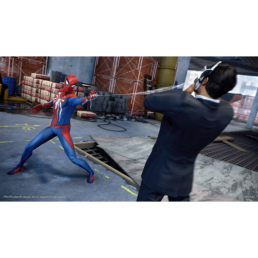 Marvel's Spider-Man (PS4) | Shopee Philippines