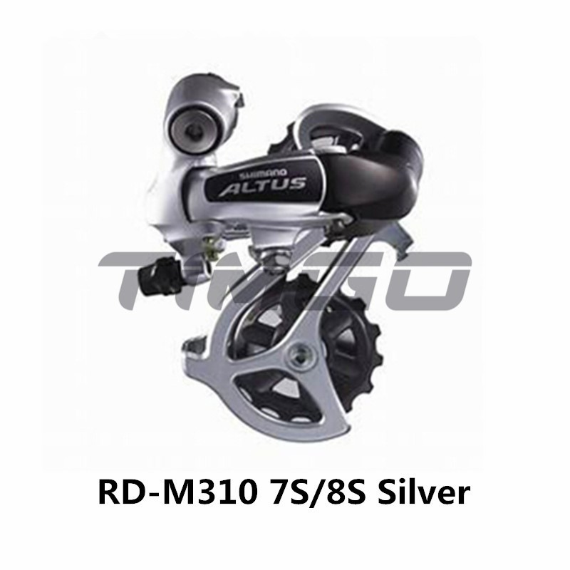 Shimano Altus RD-M310 7//8-Speed 13//15t Rear Derailleur Pulley Set