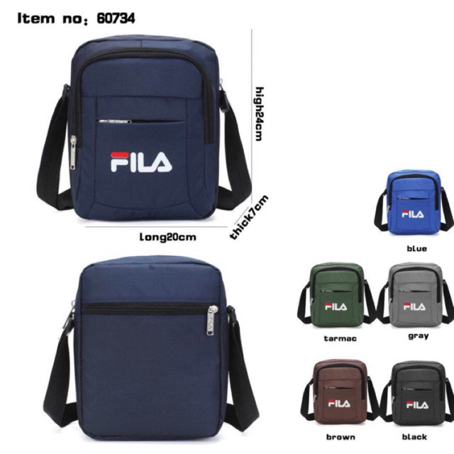 38d81c7e897b Fashion Fila Men Sling Bag