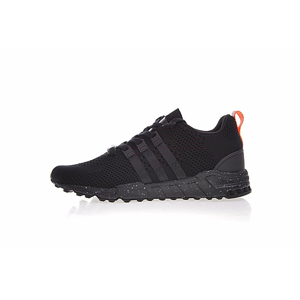 new product a2cc2 cc296 cod adidas EQT Support RF PK Retro Jogging shoes Black Inkjet