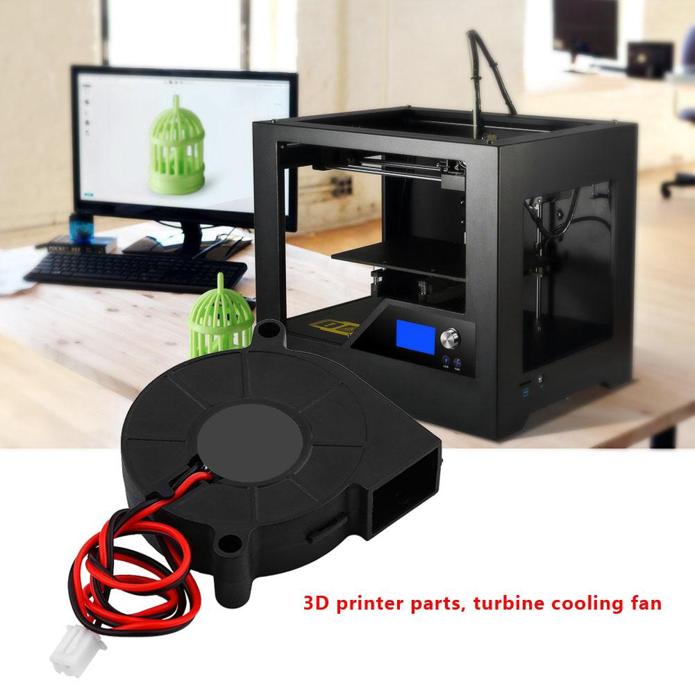 Blow Radial Turbofan Cooler Kit Accessories for 3D Printer