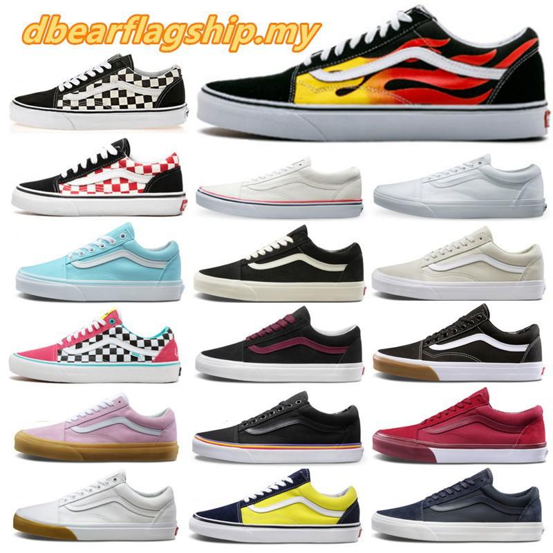 23 Colors VANS OLD SKOOL Platform Original Classic Sneakers