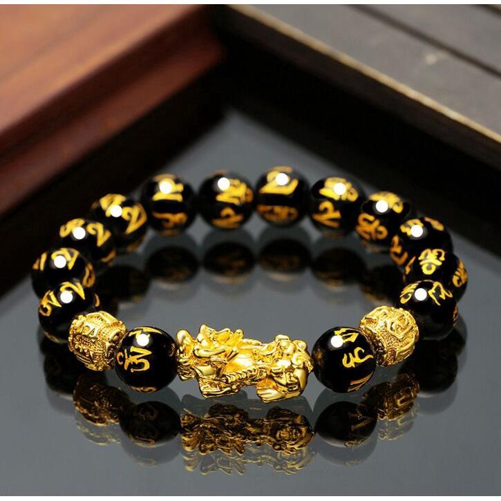 1Pcs Chinese Pi Xiu Pi Yao Good Luck Beads for DIY Jewelry Bracelets Making
