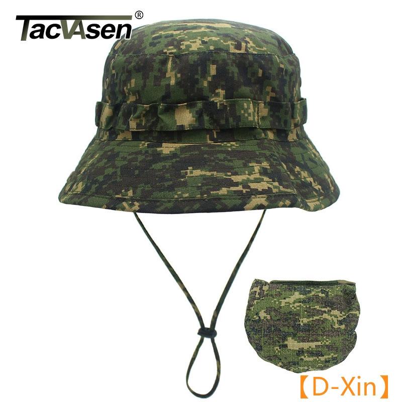 Hunting Fishing Camouflage Men Baseball Cap Military Tactics Army Sun Hat Camo