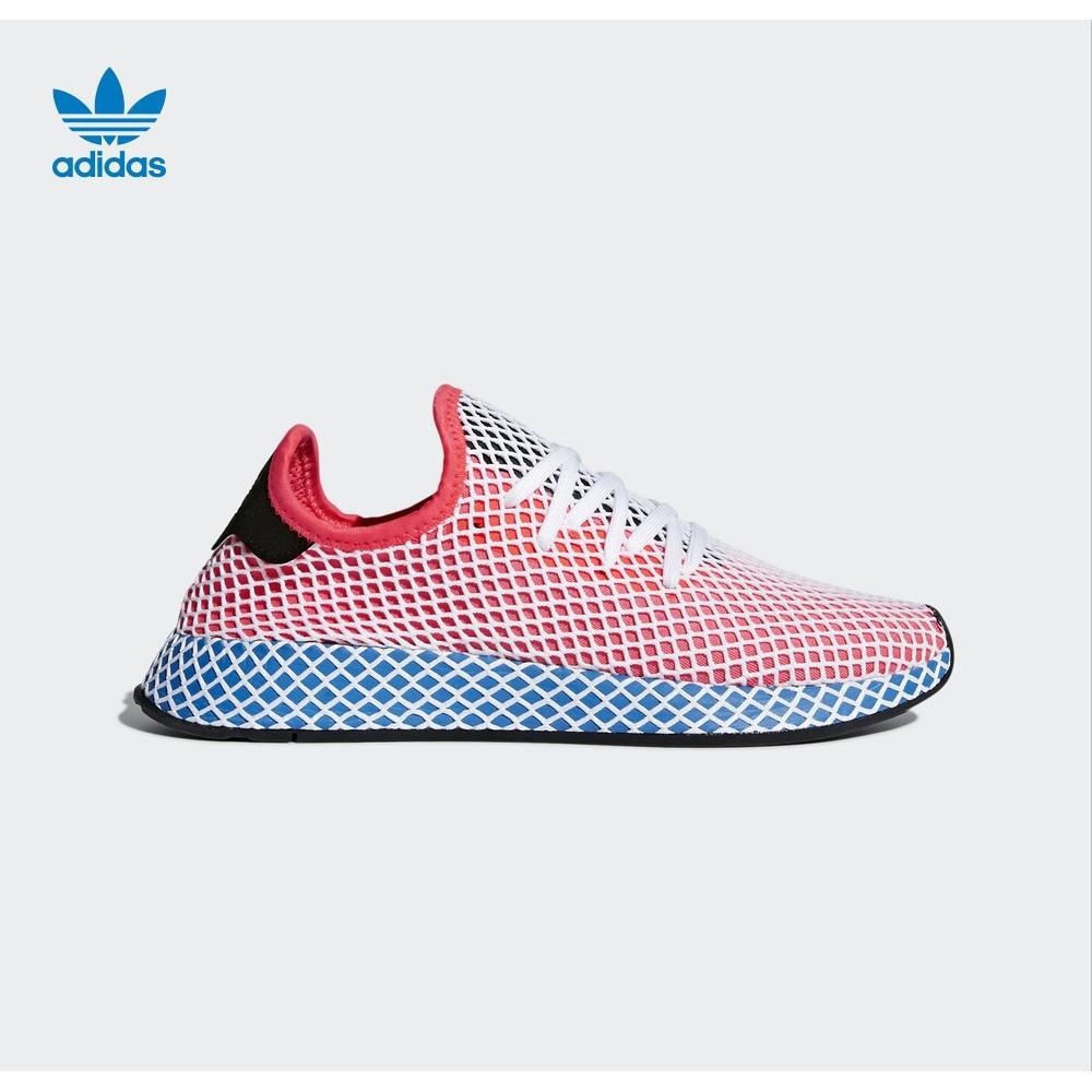 JF Adidas Original Shamrock Deerupt Runner Men'S And Women'S Classic Shoes Leisure Sports Shoes