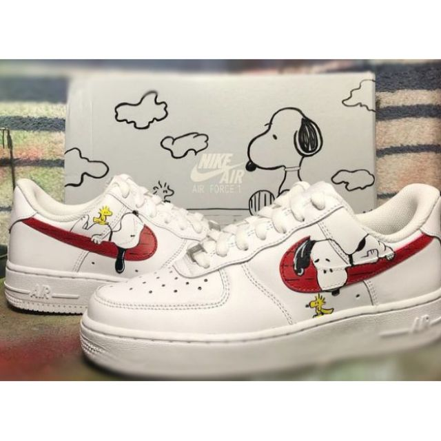 air force 1 snoopy