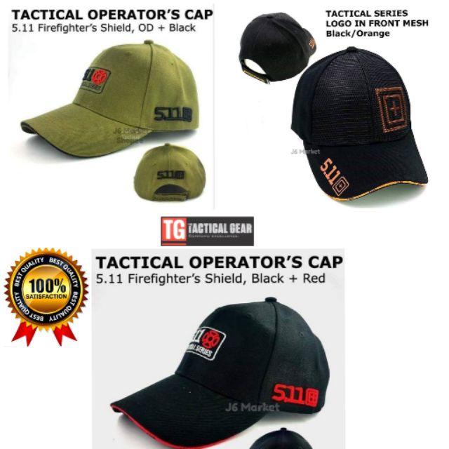 TG 5 11 Tactical Operator's Cap Unisex