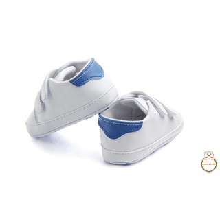 Everpert Leather Baby Moccasins Anti Slip Soft Bottom Baby Boy Girl Toddler Shoes