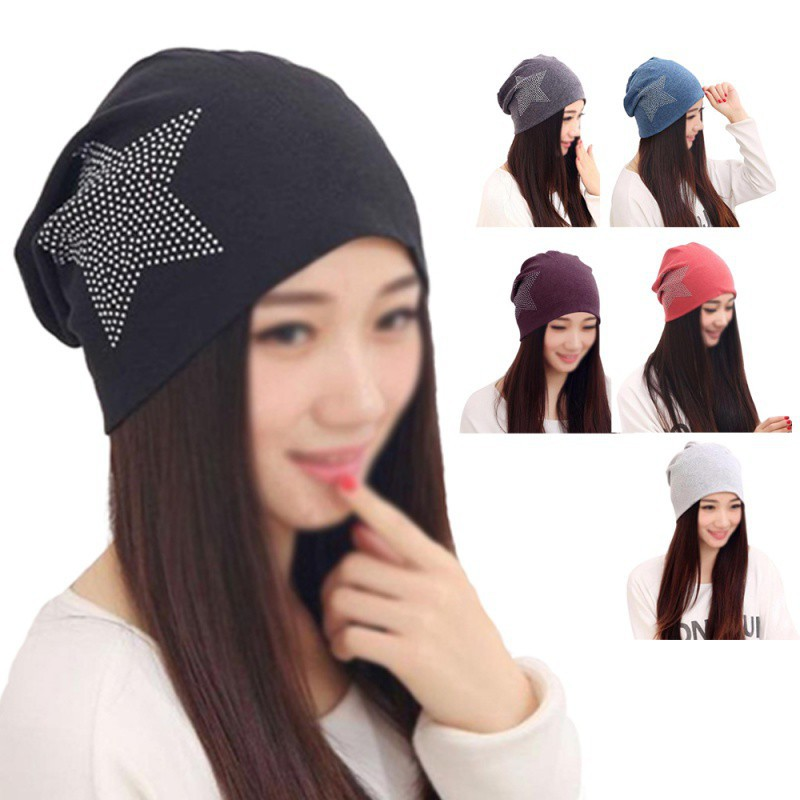 0cebb84e Sports Crochet Beanie Cap Women Soft Knitted Ponytail Hat   Shopee  Philippines