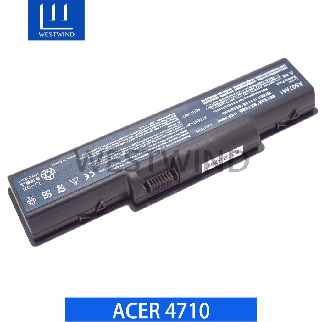 Battery for Acer Aspire Laptop 4732 5332 5334 5335 5516 5517 | Shopee  Philippines