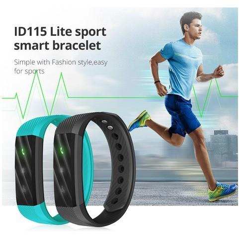 Veryfit ID115 Lite Smart Band Fitness Tracker Bracelet   Shopee