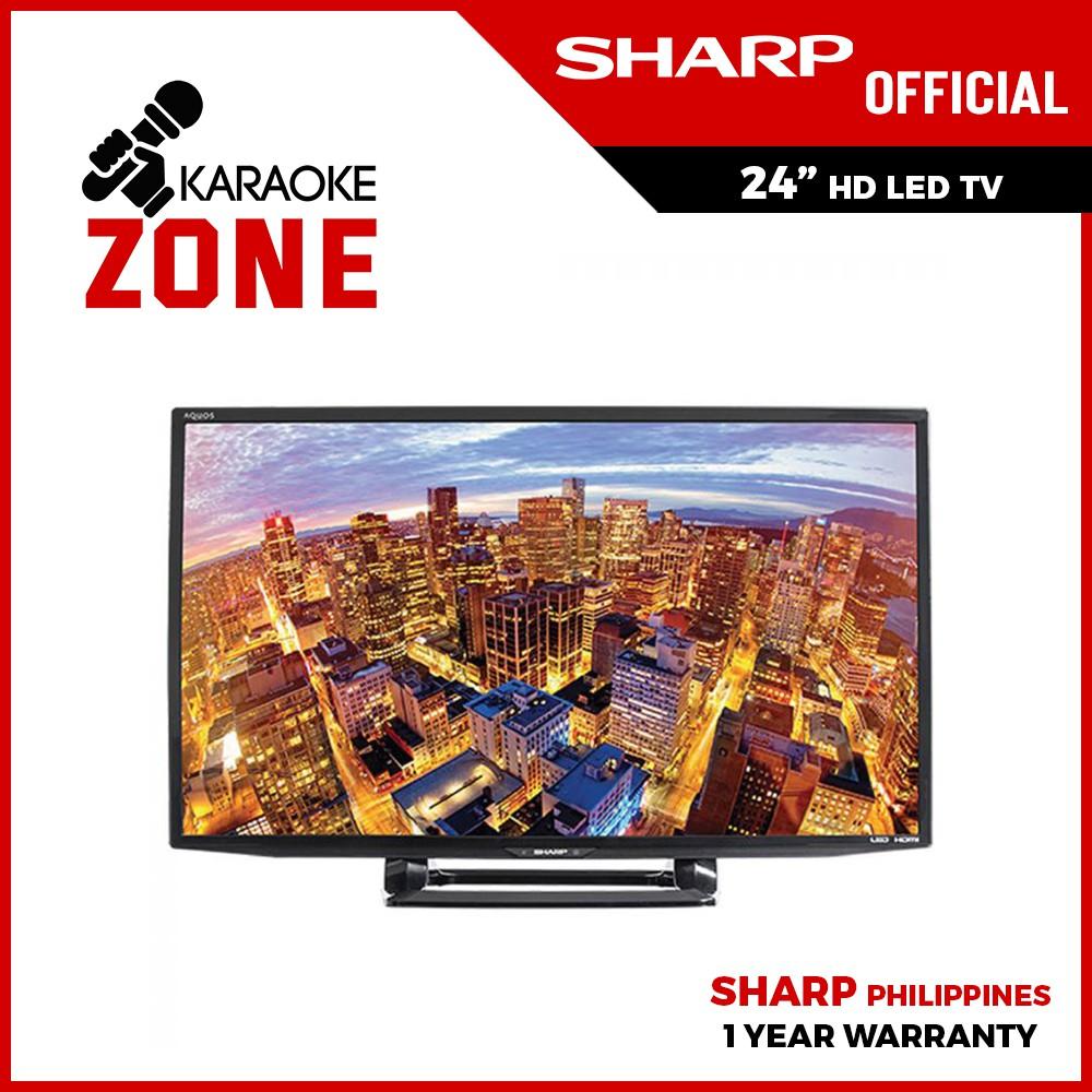 Sharp LC-24LE175M LED TV 24 HD