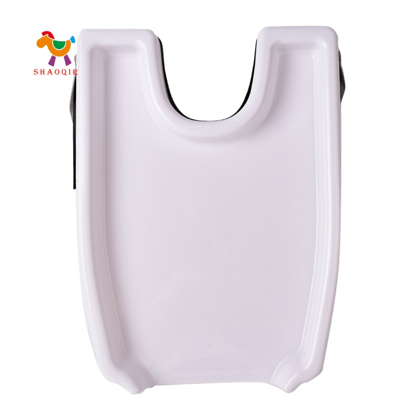 Hair Salon Silicone Shampoo Neck Head Rest Cushion Durable Soft Hairdressing Backwash Bowl Gripper Hair Washing Sink for Head Rest Neck Support-3PCS