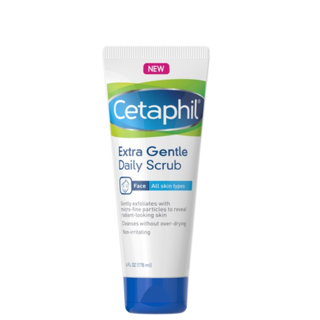 Cetaphil Extra Gentle Daily Scrub Shopee Philippines